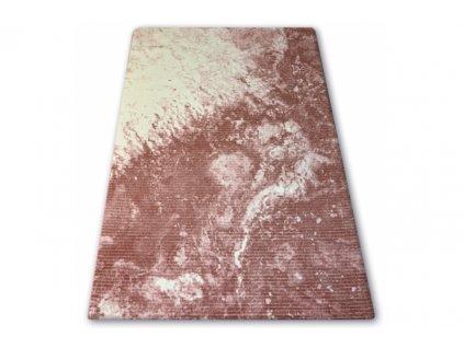 Kusový koberec akrylový MIRADA 0150 červený
