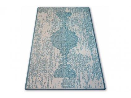 Kusový koberec akrylový MIRADA 5410 Mavi modrý