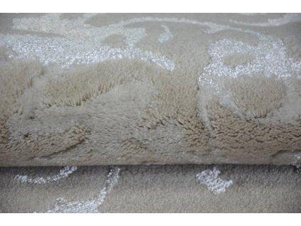 Luxusní kusový koberec akrylový AKRYL MANYAS 0916 Ivory