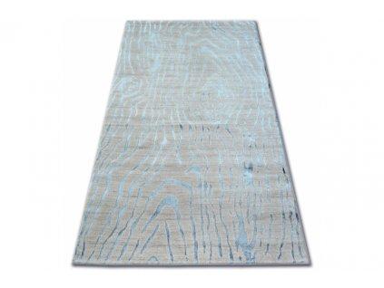 Luxusní kusový koberec akrylový MANYAS 1703 Šedý modrý