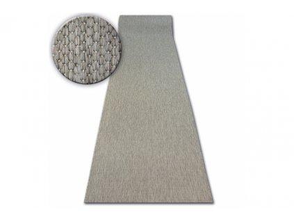 Běhoun Sisal Floorlux 20433 taupe