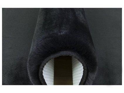 Kusový koberec BELLAROSSA RABBIT černý