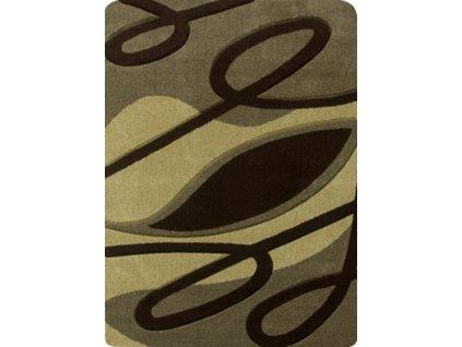 Kusový koberec Fushe 2035 béžový