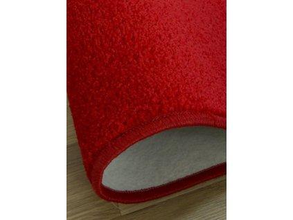 Kusový koberec Dynasty 15 červený