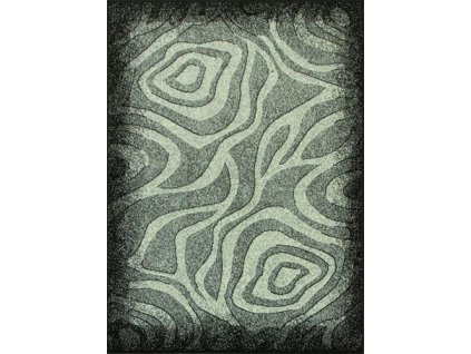 Kusový koberec WHITE 1207/91 šedý