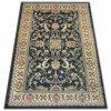 Kusový koberec ZIEGLER 034 tmavě šedý / krémový
