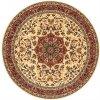 Kulatý koberec Dywilan Eden Kordoba Pískový