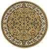 Kulatý koberec klasický ALADIN 510101/50922 béžový