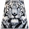 Kusový koberec BCF FLASH 33297/170 Tygr