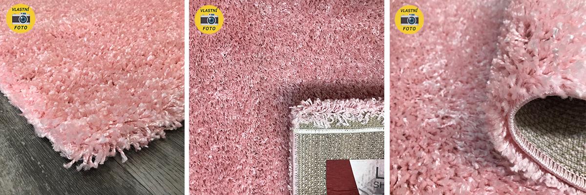 Nahled-chlupatý-koberec-Life-Shaggy-1500-pink-růžový