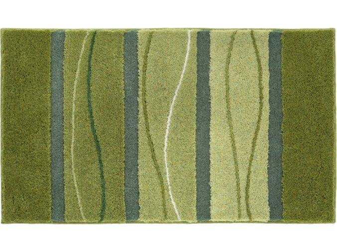 Koupelnová předložka GRUND Orly 226 zelená