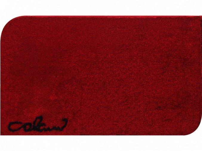 Koupelnová předložka GRUND Colani 40 4007 červená