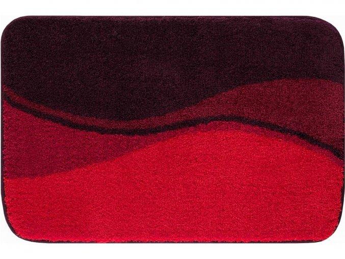 Koupelnová předložka Grund Flash 154 červená
