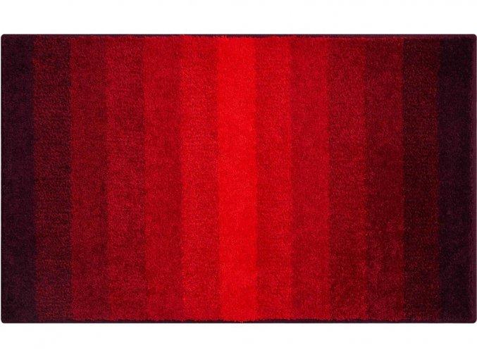 Koupelnová předložka Grund Rialto 022 červená