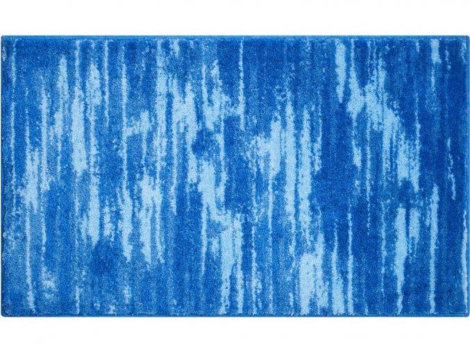 Koupelnová předložka Grund Fancy 133 modrá