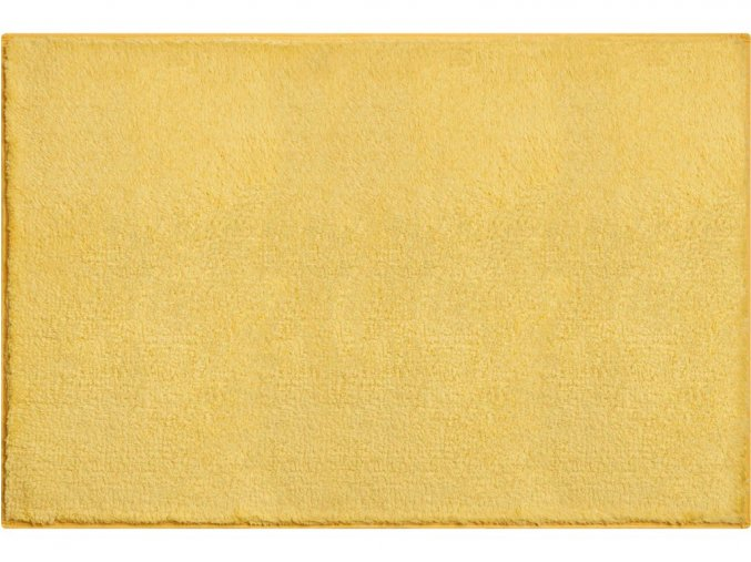 Koupelnová předložka Grund Manhattan 7285 žlutá (Typ 55x55 cm)