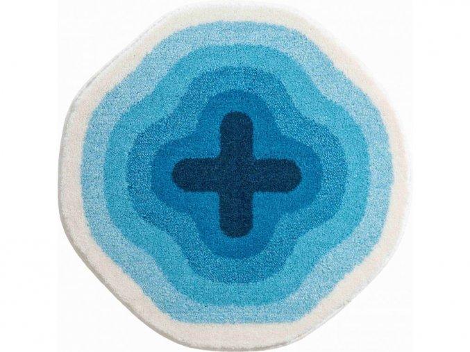 Koupelnová předložka Grund Karim 03 143 modrá