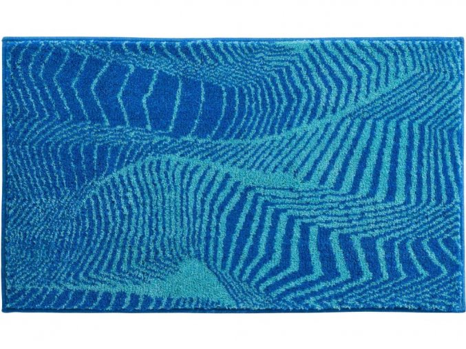 Koupelnová předložka Grund Karim 13 244 modrá