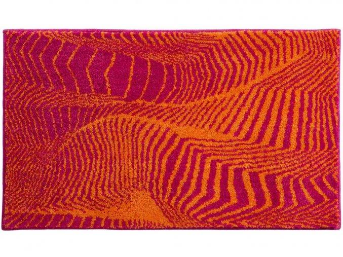 Koupelnová předložka Grund Karim 13 145 oranžová