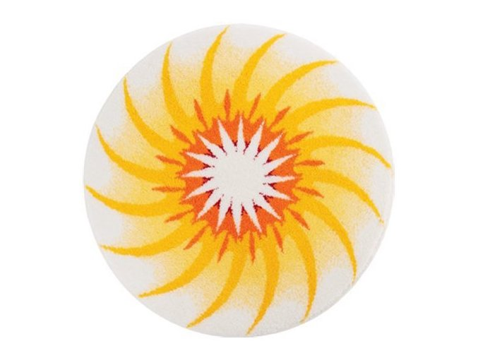 Koupelnová předložka Grund Mandala - Cesta světla