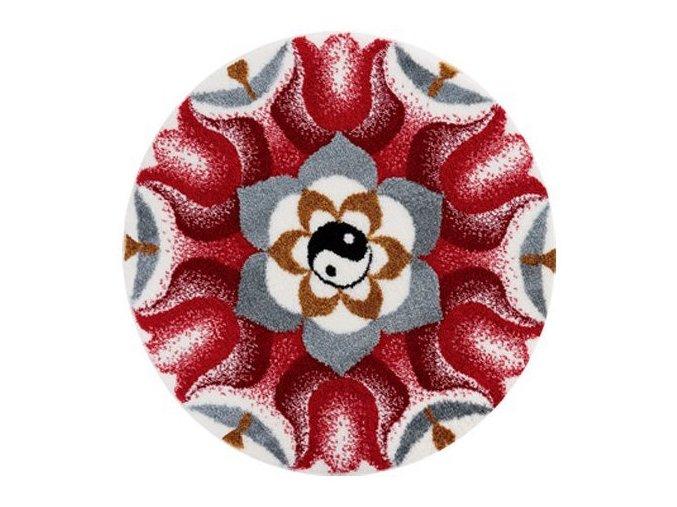 Koupelnová předložka Grund Mandala - Harmonie protikladů