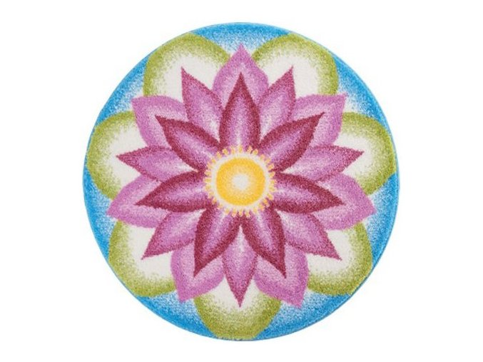 Koupelnová předložka Grund Mandala - Porozumění