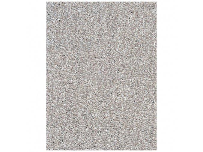 Metrážový koberec bytový Tagil Filc 80331 světle šedý - šíře 4 m