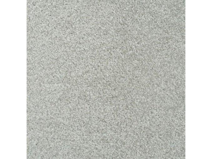 Metrážový koberec bytový Jamaica filc 7795 šedý - šíře 4 m (Šíře role Cena za 1 m2)