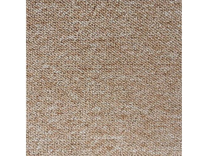 Metrážový koberec bytový Story Filc 9112 béžový - šíře 5 m