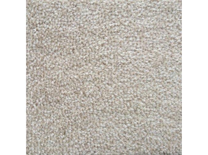 Metrážový koberec bytový Tramonto Filc 6314 šedý - šíře 5 m