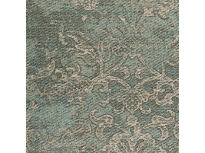 Zátěžový koberec metráž Raspini AB 7911 zelený - šíře 4 m (Šíře role Cena za 1 m2)