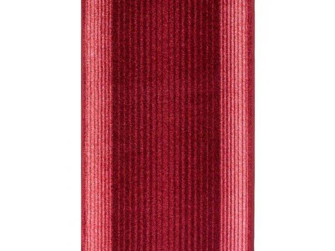 Koberec běhoun Moderní Koberce běhouny Capitol 11 červený (Šíře šíře 100 cm)