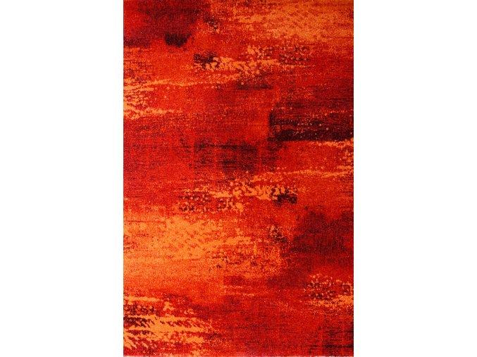 Moderní kusový koberec Infinity oranžový 32033-1280 (Typ 240x340 cm)