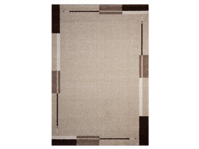 Moderní kusový koberec Platin 6365/70 béžový (Typ 200x300 cm)