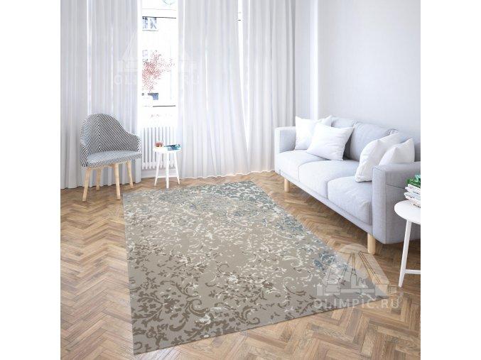 Moderní kusový koberec Boho 08VKV | béžový (Typ 140x200 cm)
