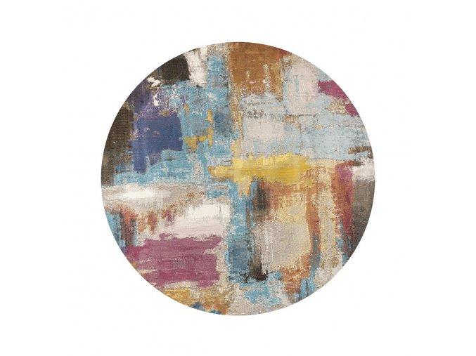 Moderní kusový koberec Da Vinci K11598-10 | vícebarevný