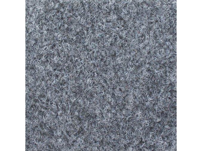 Koberec metráž zátěžový Basic Gel Guma 5091 šedý (Šíře role Cena za 1 m2)