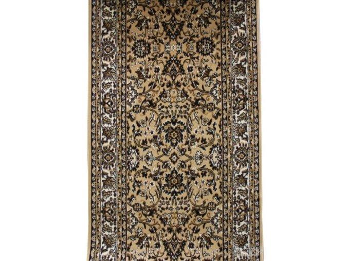 Klasický koberec běhoun Practica 59/EVE   světle hnědý