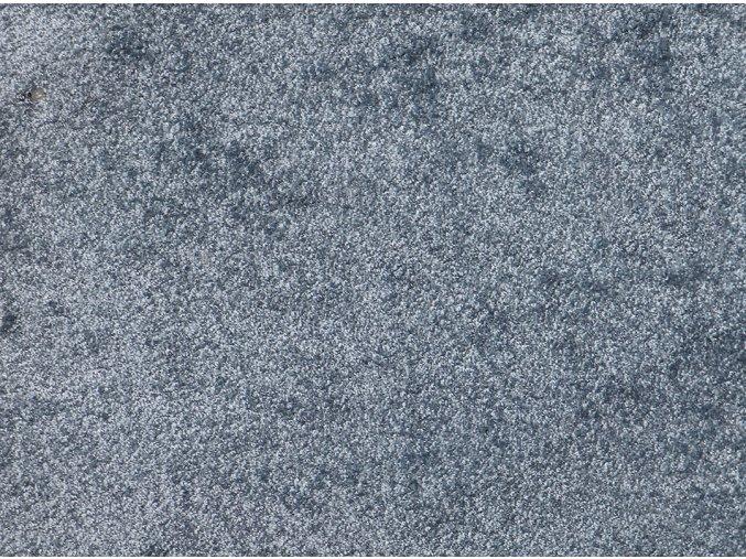 Metrážový koberec bytový Fortuna 81 modrý - šíře 4 m
