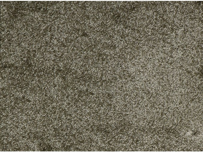 Metrážový koberec bytový Fortuna 43 zelený - šíře 4 m