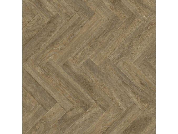 PVC bytové FORTEX 2046 dekor dřeva - šíře 4 m (Šíře role Cena za 1 m2)