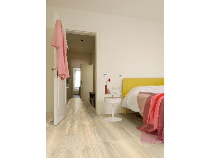 PVC bytové FORTEX 2924 dekor dřeva - šíře 5 m (Šíře role Cena za 1 m2)
