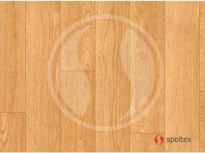 PVC zátěžové Jantar 654 dékor dřeva