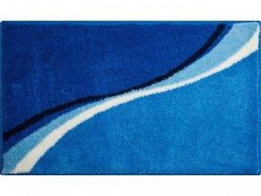 Koupelnová předložka GRUND Luca 247 modrá