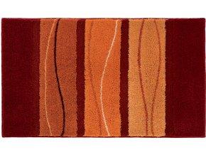 Koupelnová předložka GRUND Orly 063 oranžová