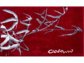 Koupelnová předložka GRUND Colani 23 007 červená