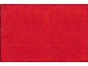 Koupelnová předložka Grund Manhattan 7063 červená (Typ 55x55 cm)