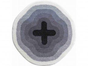 Koupelnová předložka Grund Karim 03 096 šedá