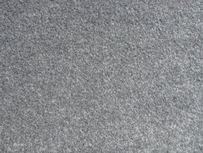 Metrážový koberec bytový Supreme Filc 75 světle šedý - šíře 5 m (Šíře role Cena za 1 m2)