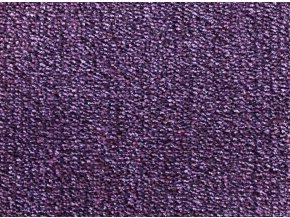 Metrážový koberec bytový Tagil Filc 47831 fialový šíře 3 m